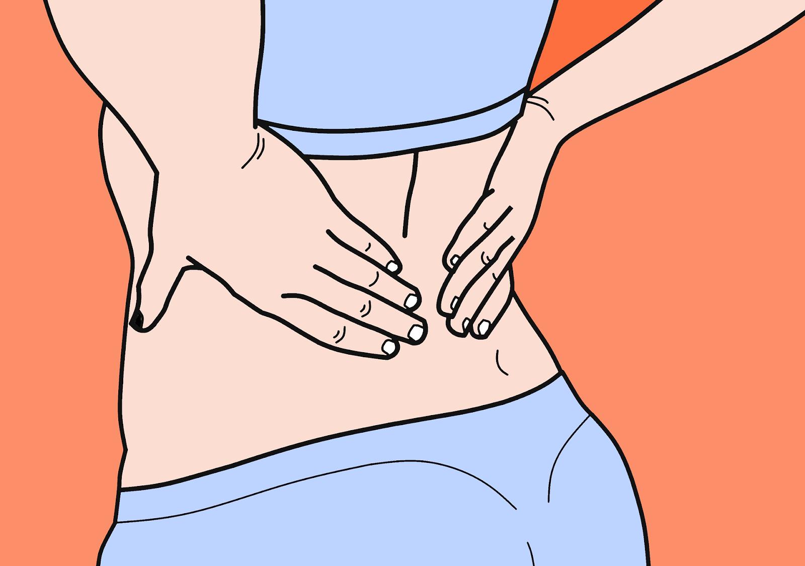 Damaging Your Back