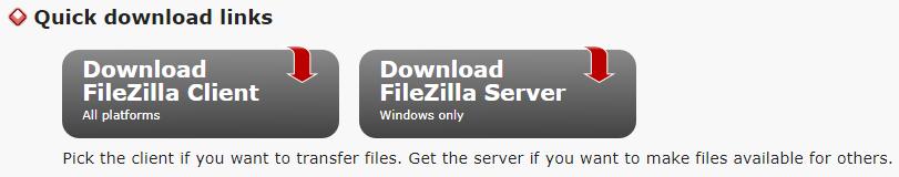 Apa itu FileZilla - download filezilla