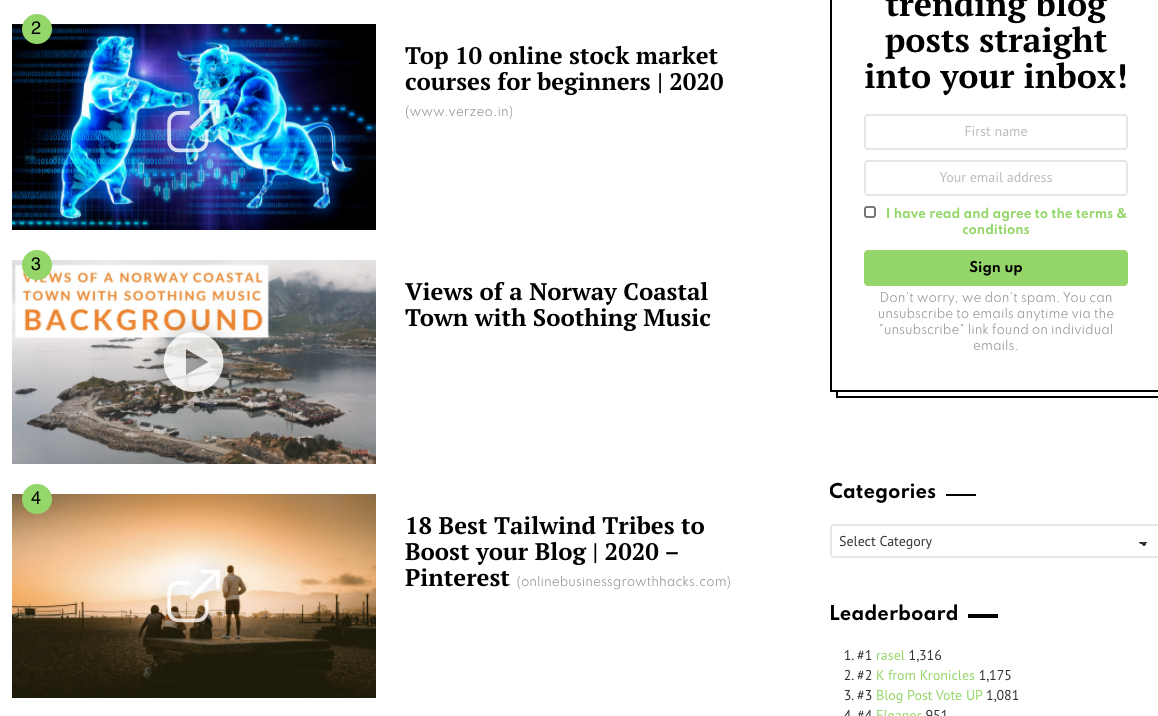 7 sites you should be sharing your blog content to