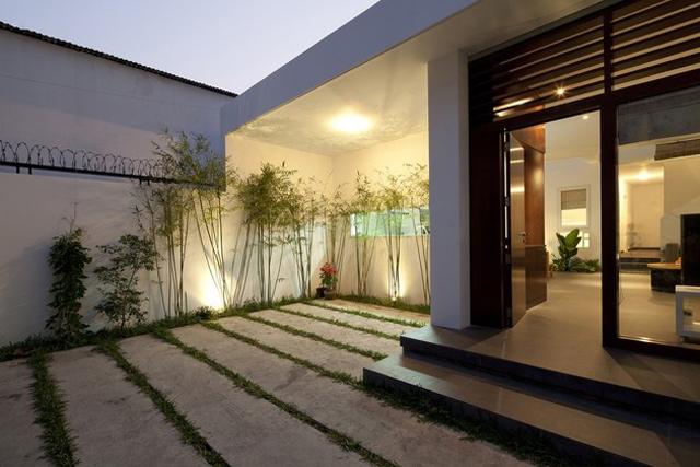 dosis arquitectura atractivo jard n interior en hogar On jardin interior moderno