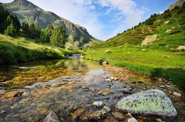Valle de Incles, Andorra