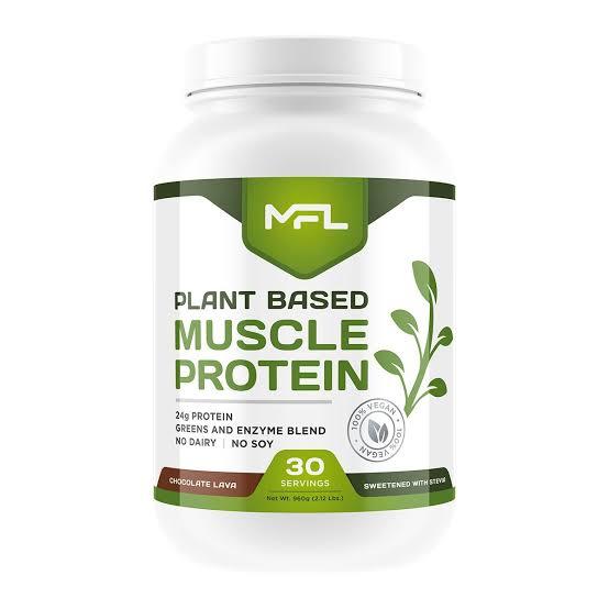 1. โปรตีนลดน้ำหนัก MFL   VEGAN PROTEIN