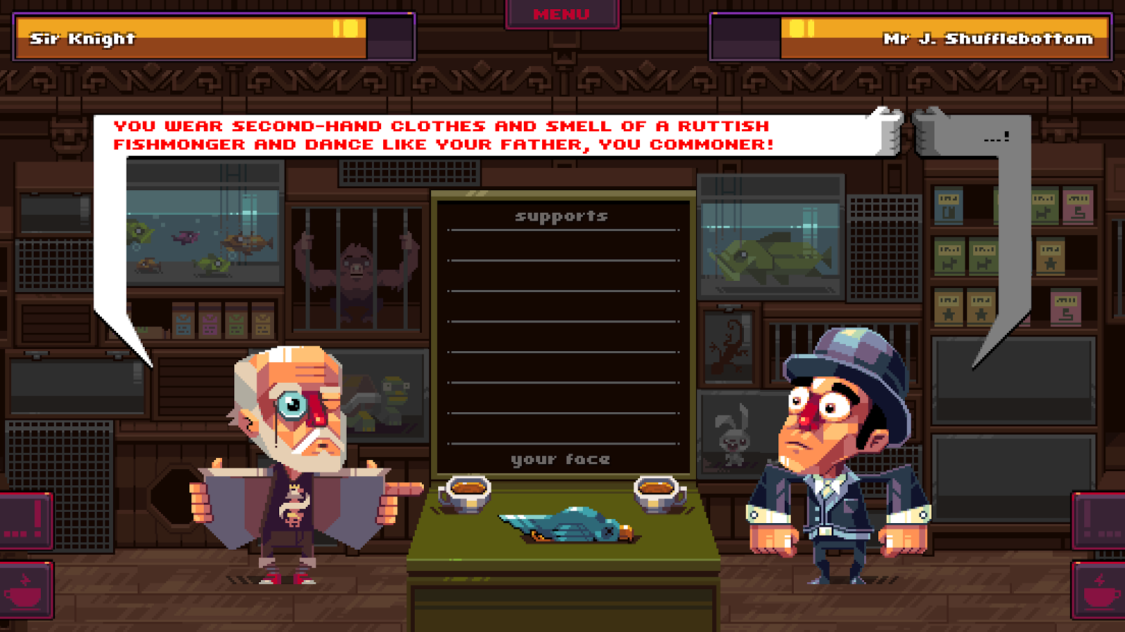 Oh Sir...! The Insult Simulator Review