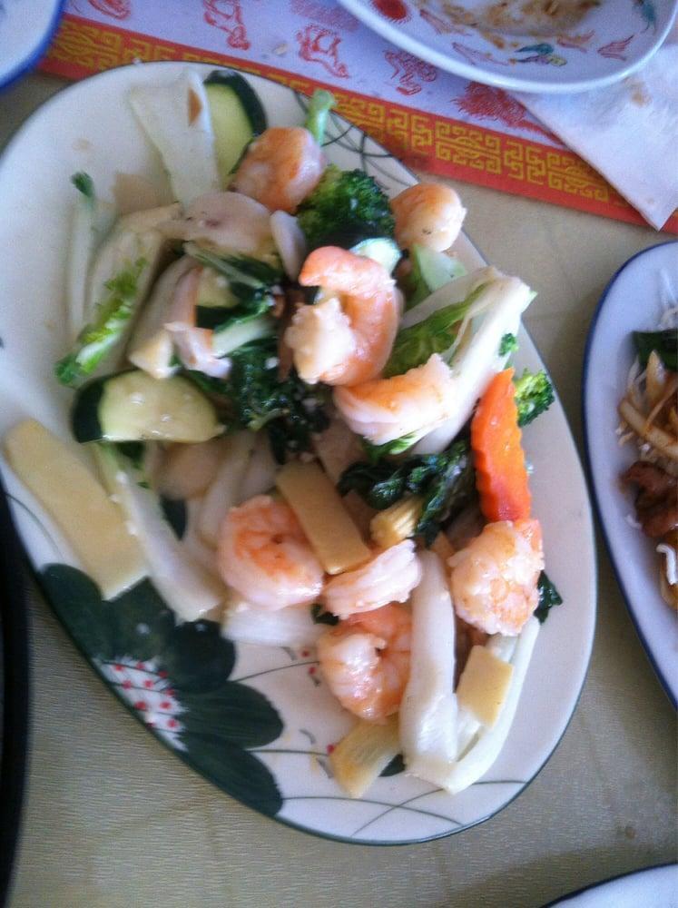Photo of Great River Chinese Restaurant - Hayward, CA, United States. Sea food dish