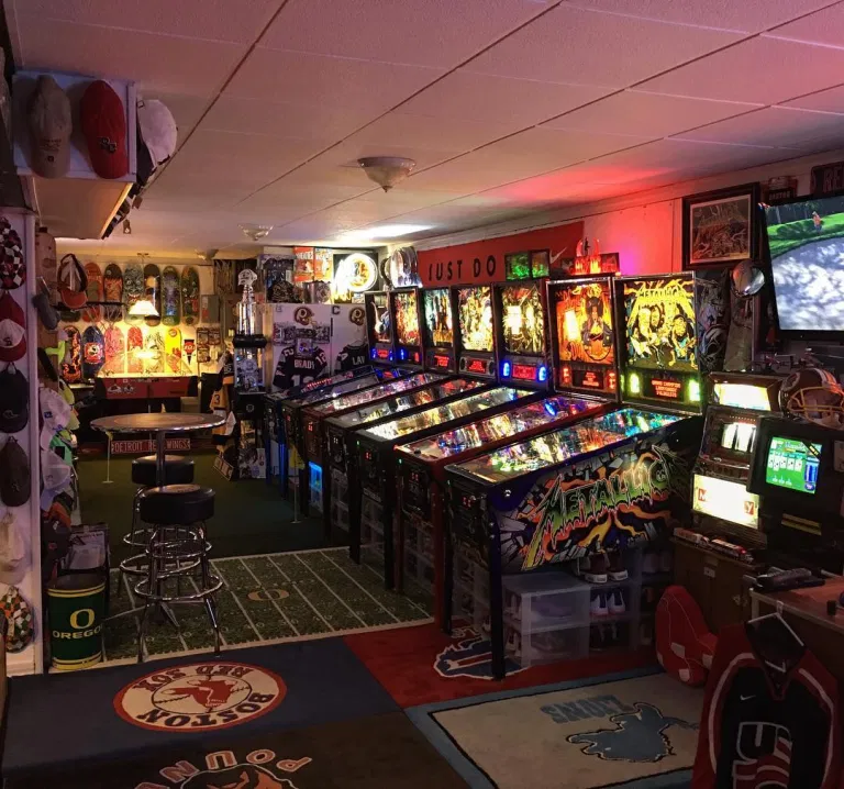 10 Home Game Room Ideas You'll Love