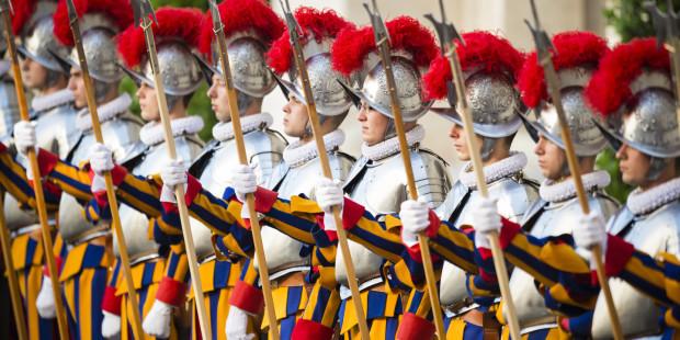 Đội Hiến binh Thụy Sĩ được chuẩn bị chống tấn công khủng bố, vị chỉ huy khẳng định