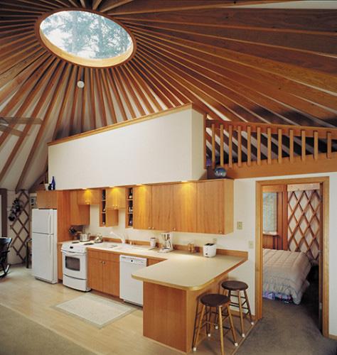Rainier yurt kit review