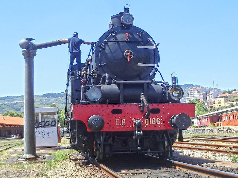 Régua, Linha do Douro