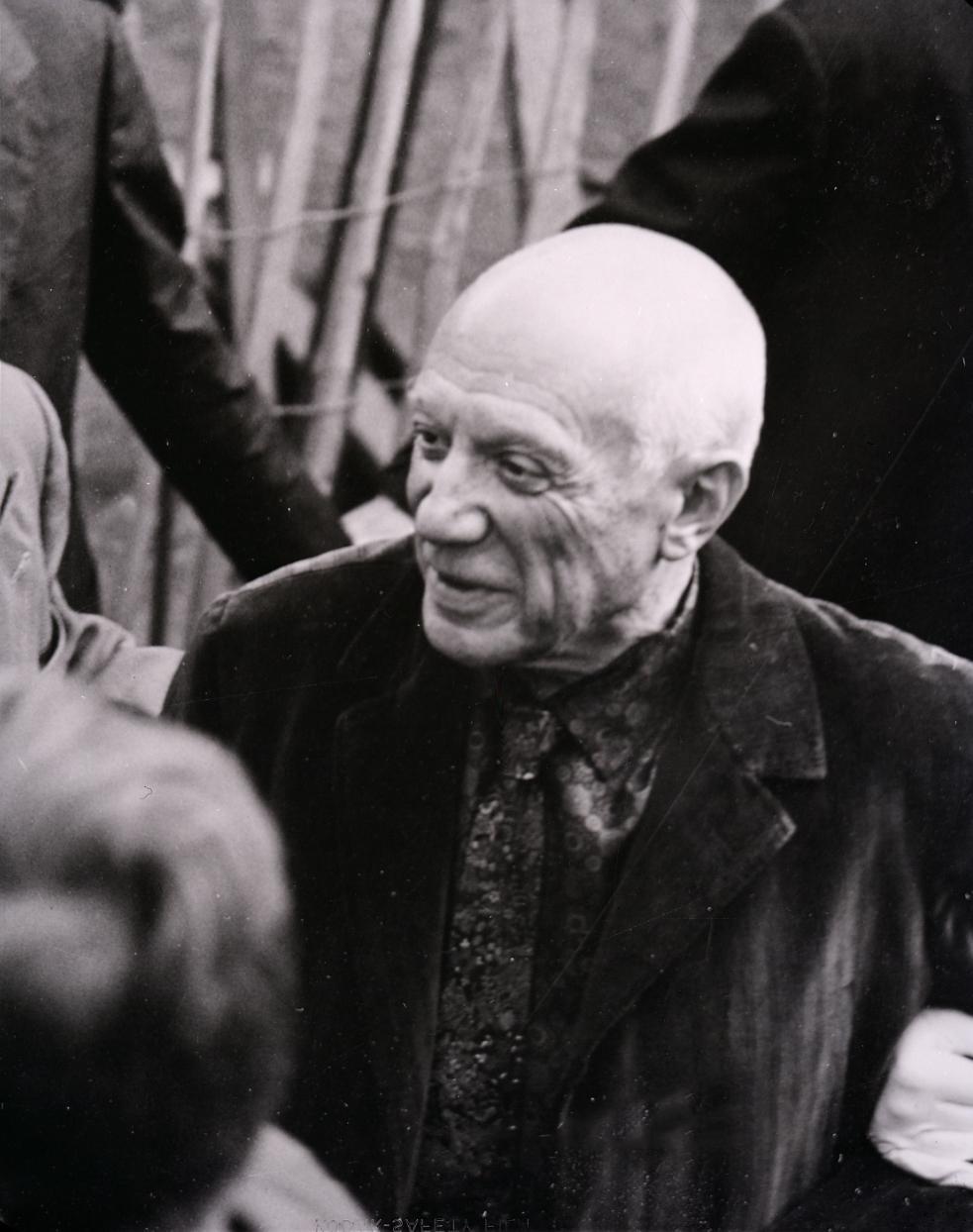 Pablo Picasso - Vikipedi