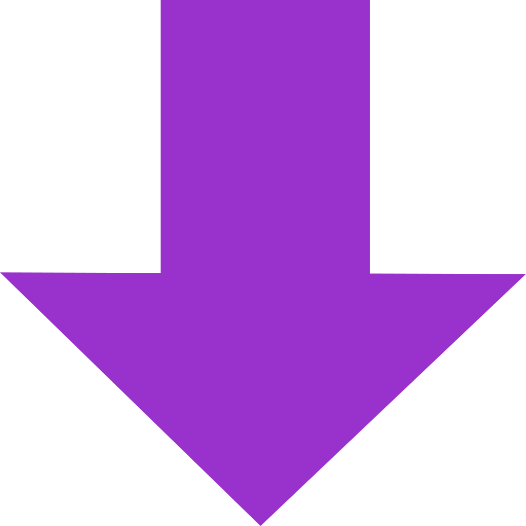File:Purple arrow down.svg