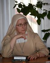 «Моя відповідь на любов Бога» - реколекції c сестрою Павлою Бобер