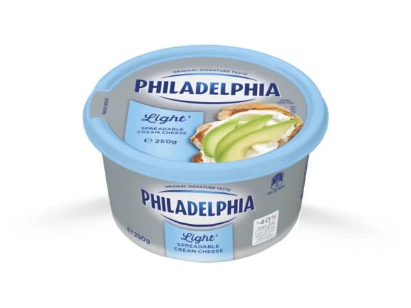 5. Philadephia Soft & Light Cream Cheese 250g. ราคา 179 บาท