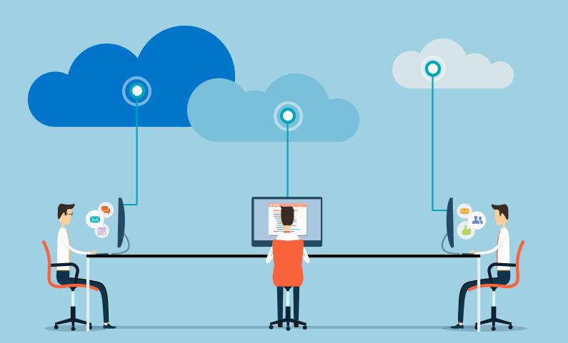 Resultado de imagen de cloud computing