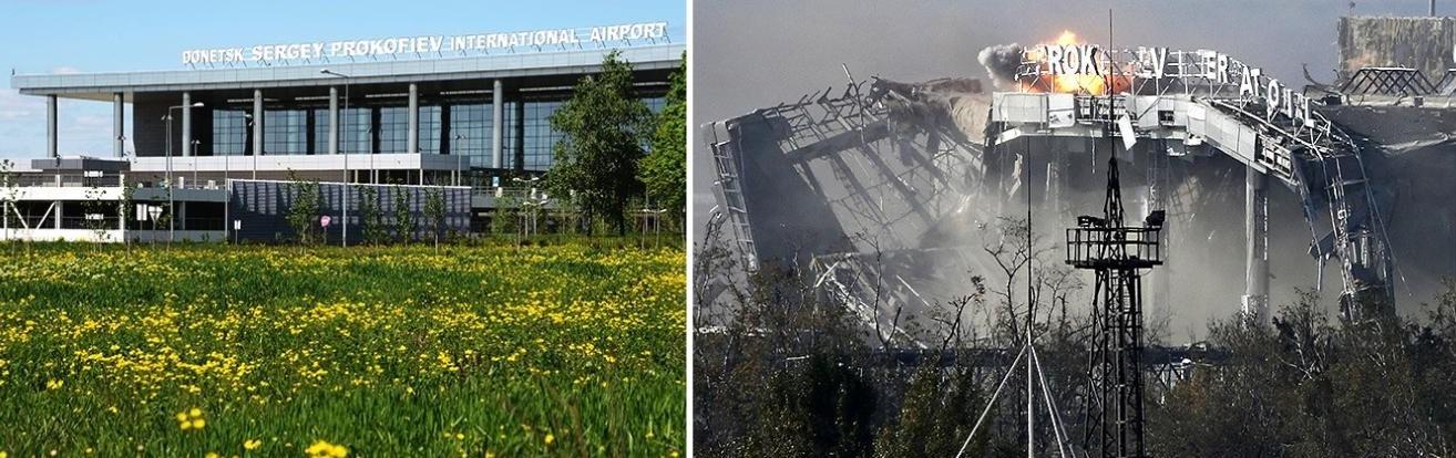 Doněcké letiště před a po.jpg