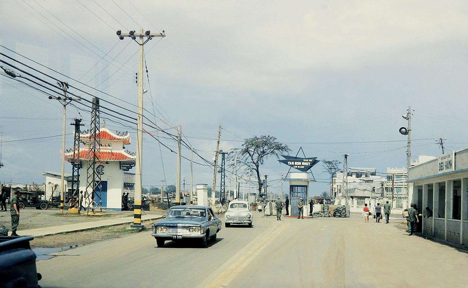 60 tấm ảnh màu đẹp nhất của đường phố Saigon thập niên 1960-1970 - 59