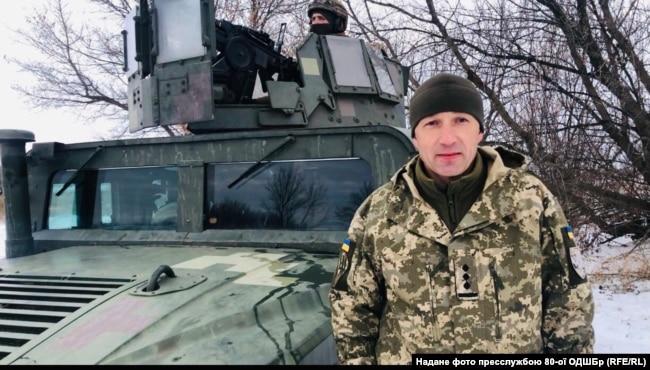 Полковник Володимир Шворак