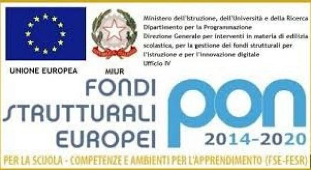 PON 2014-2020 FSE e FESR