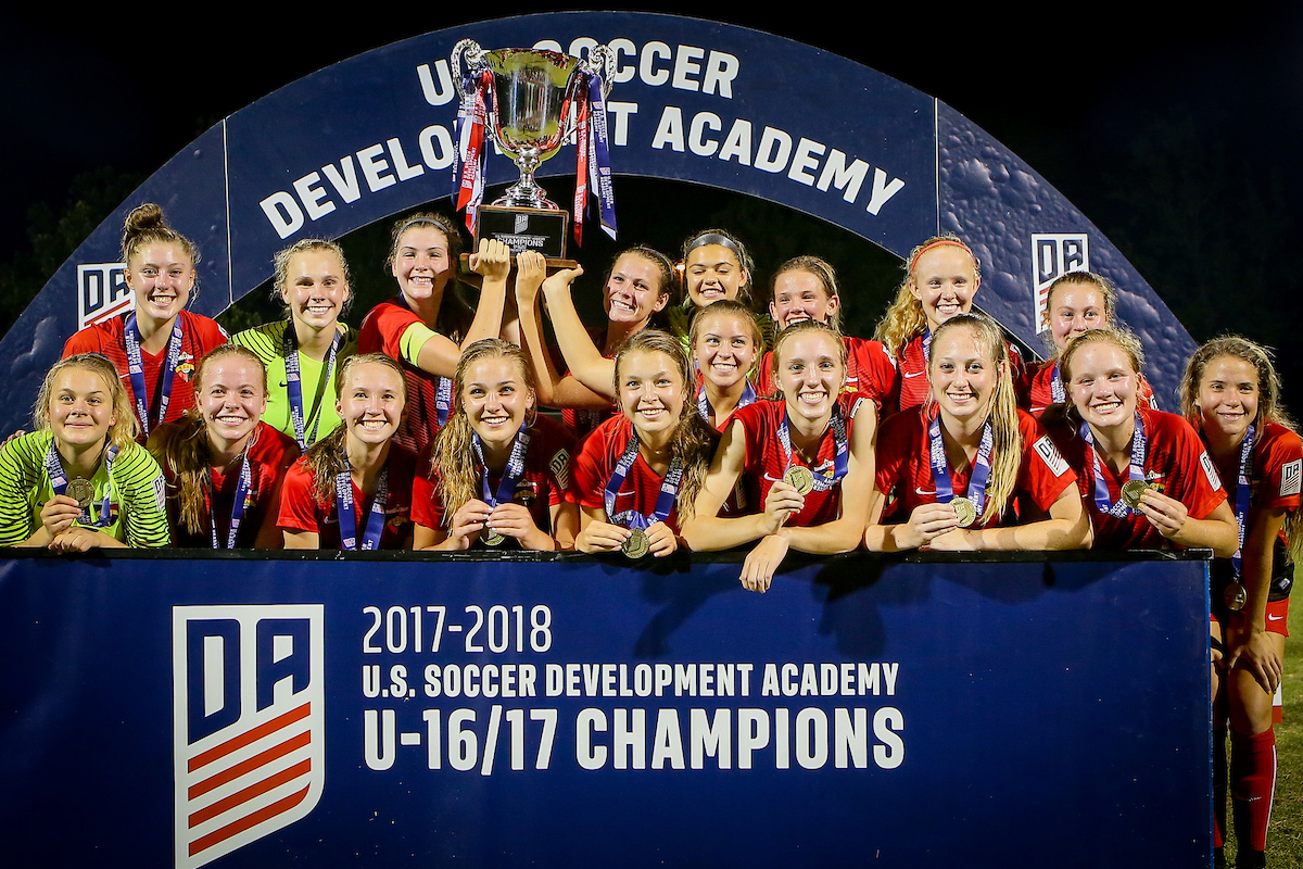f0710909b00 U.S. Soccer Development Academy