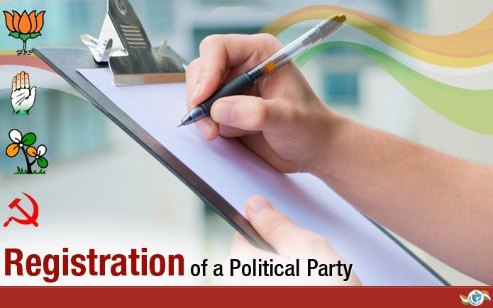 Image result for registration of political parties