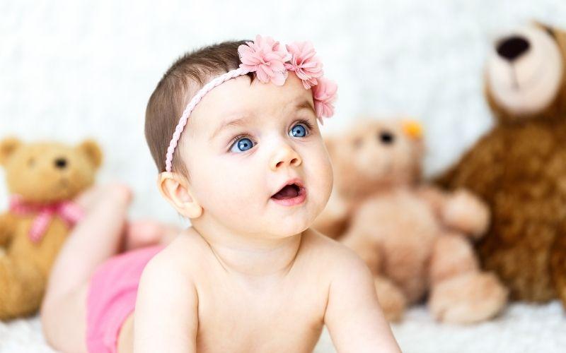nombres de bebés niña