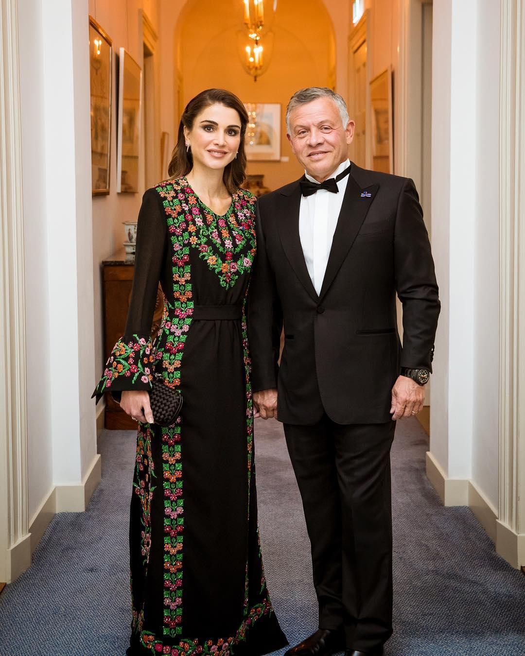 نتيجة بحث الصور عن الملكة رانيا في هولندا
