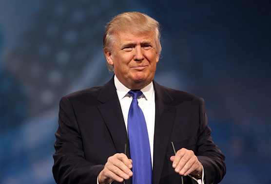 Welcome to the Trump Era