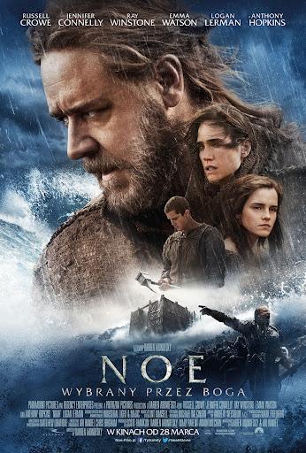 Polski plakat filmu 'Noe: Wybrany Przez Boga'