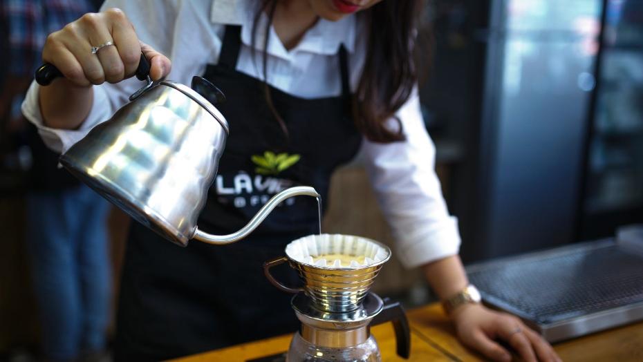kafijas kanniņa