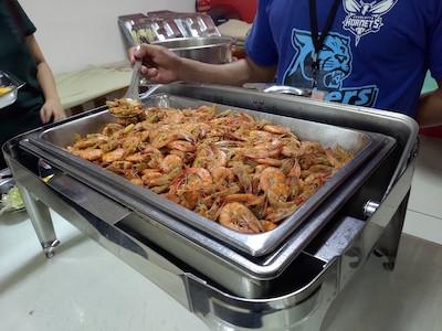 2020菲律賓遊學團CDU餐飲