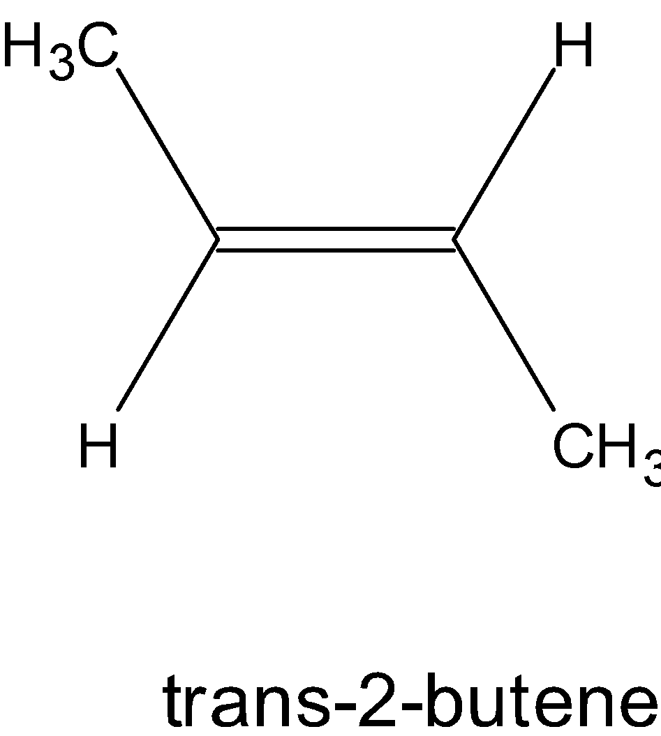 trans-2-butene