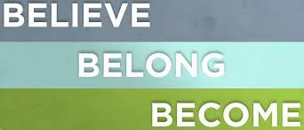 believe, belong, become