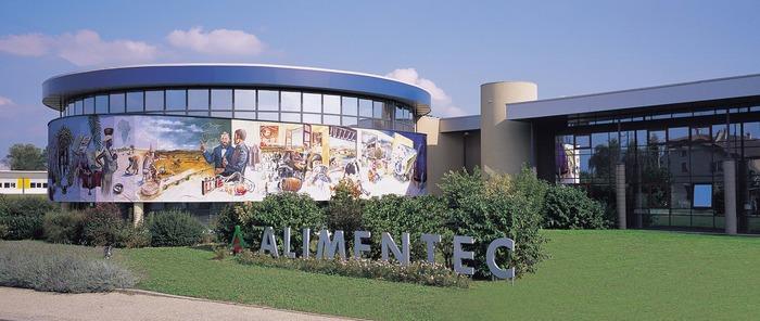 Bourg-en-Bresse pôle économique Alimentec association ADN