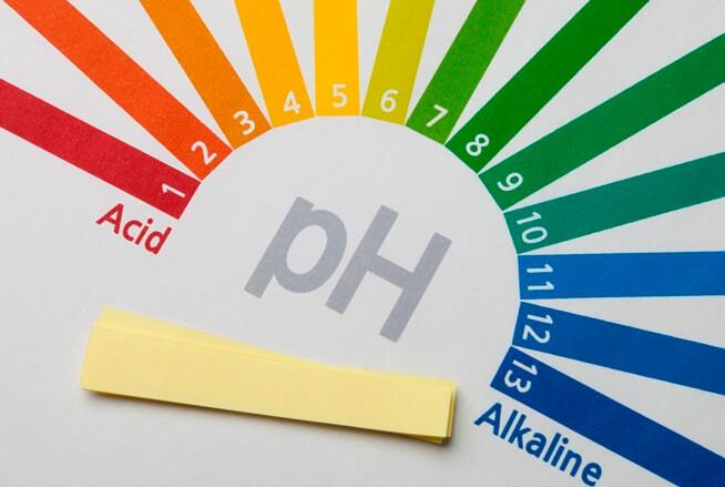 độ pH của nước bao nhiêu là tốt