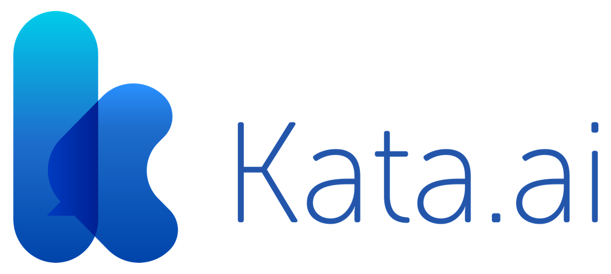 Kata.ai, salah satu startup yang telah menggunakan teknologi ai.
