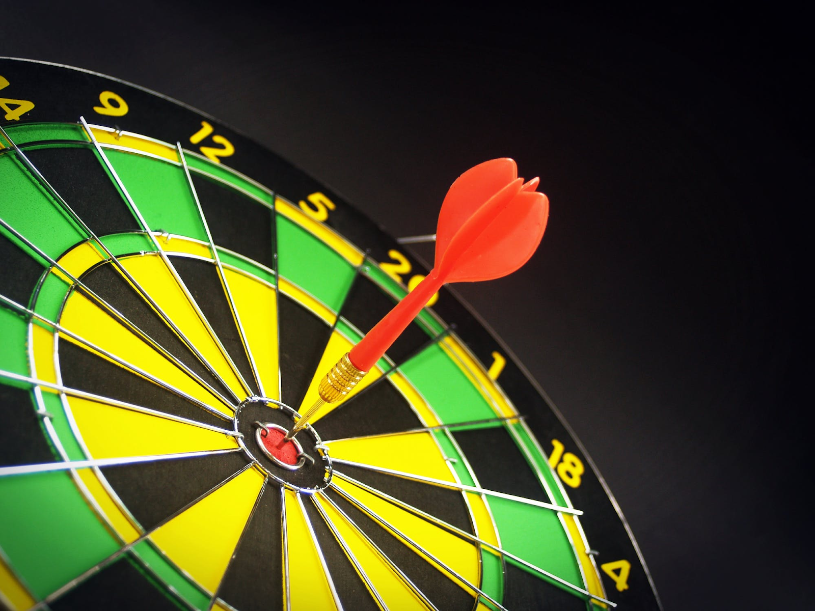 finding your target is like finding new customers