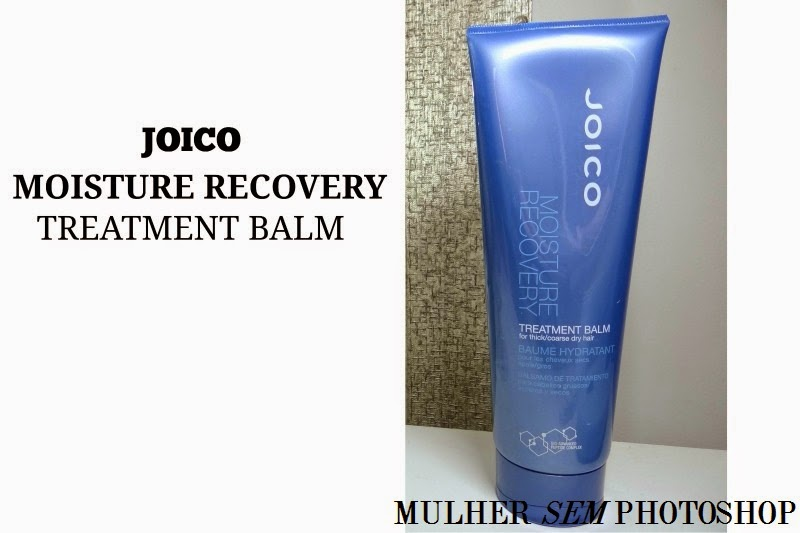 Resenha Joico Moisture Recovery Treatment Balm
