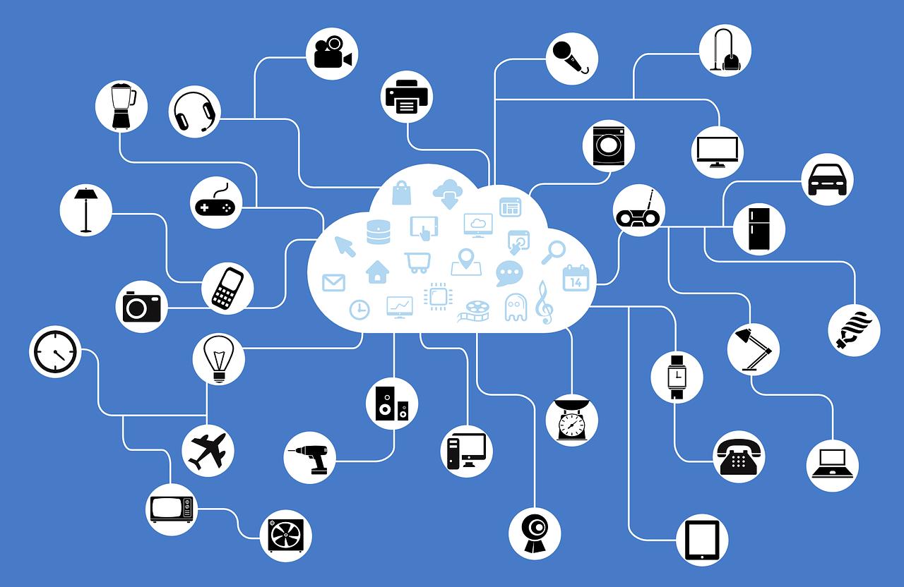 IoT Internet des Objets métiers de l'IoT
