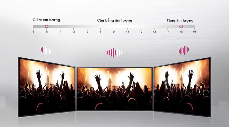 Smart Tivi LG 4K 86 inch 86UP8000PTB-Tận hưởng lời thoại chân thực