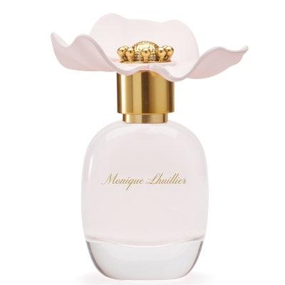Monique Lhuillier Eau de Parfum on white background