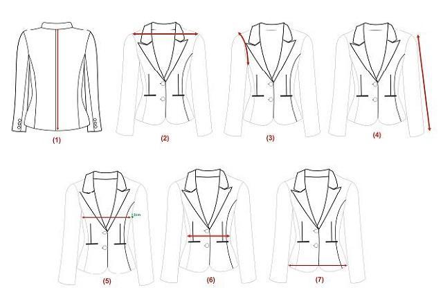 Cắt may thân trước của áo vest