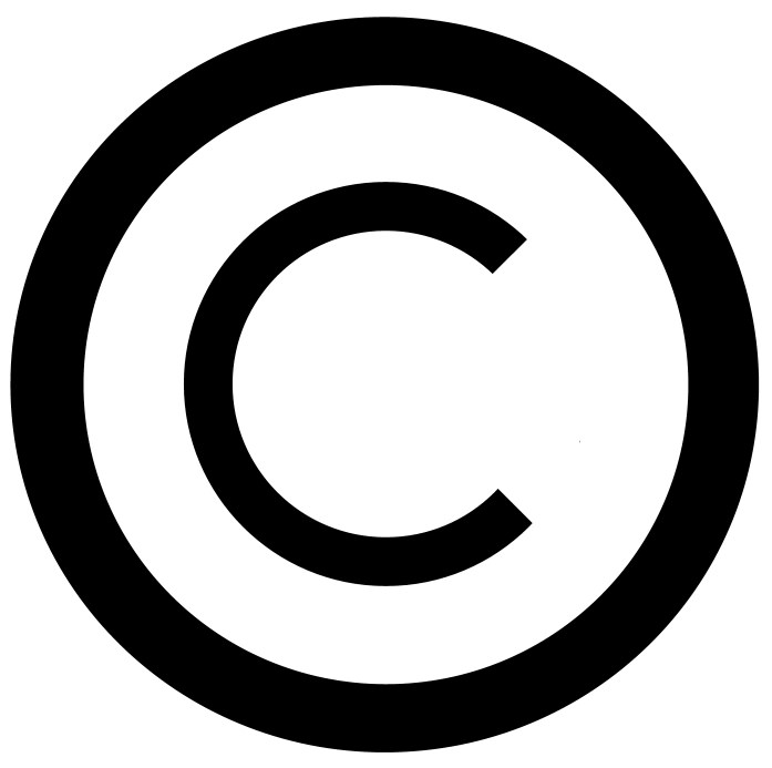 Copyright symbol - white background   This is a copyright sy…   Flickr