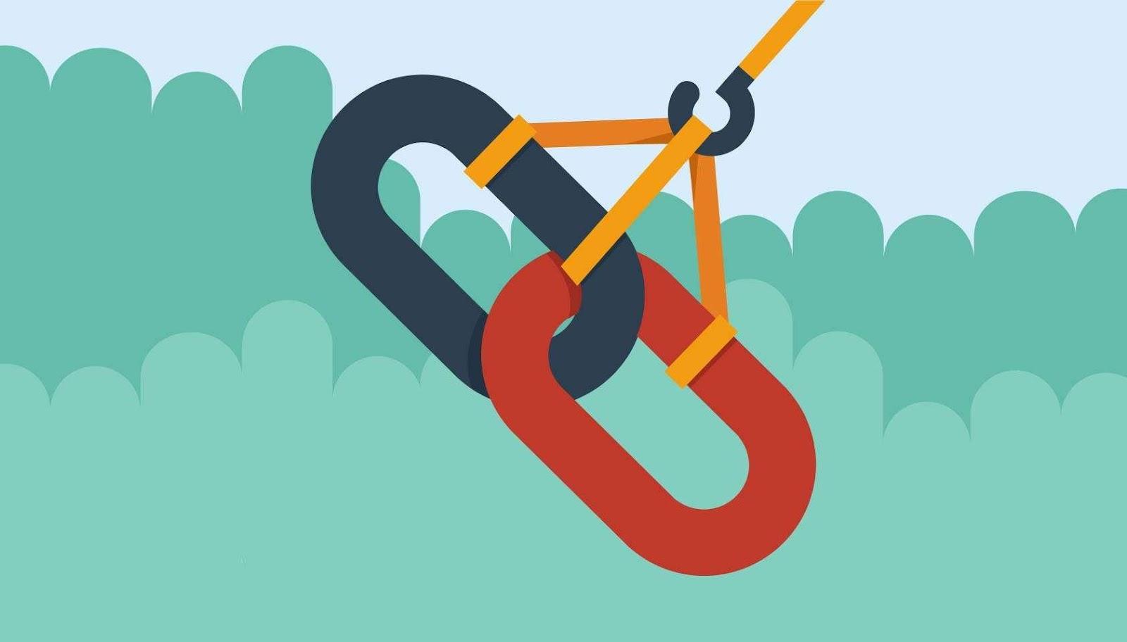 Backlink là công cụ để nối các website