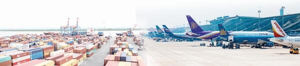 implementing automatic customs management system in seaports and airports the story is recorded of units paving the way
