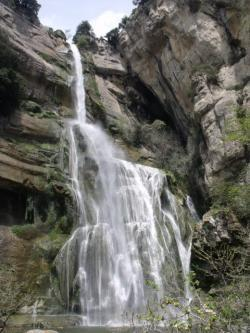 Resultado de imagen de el salto del sallent de rupit