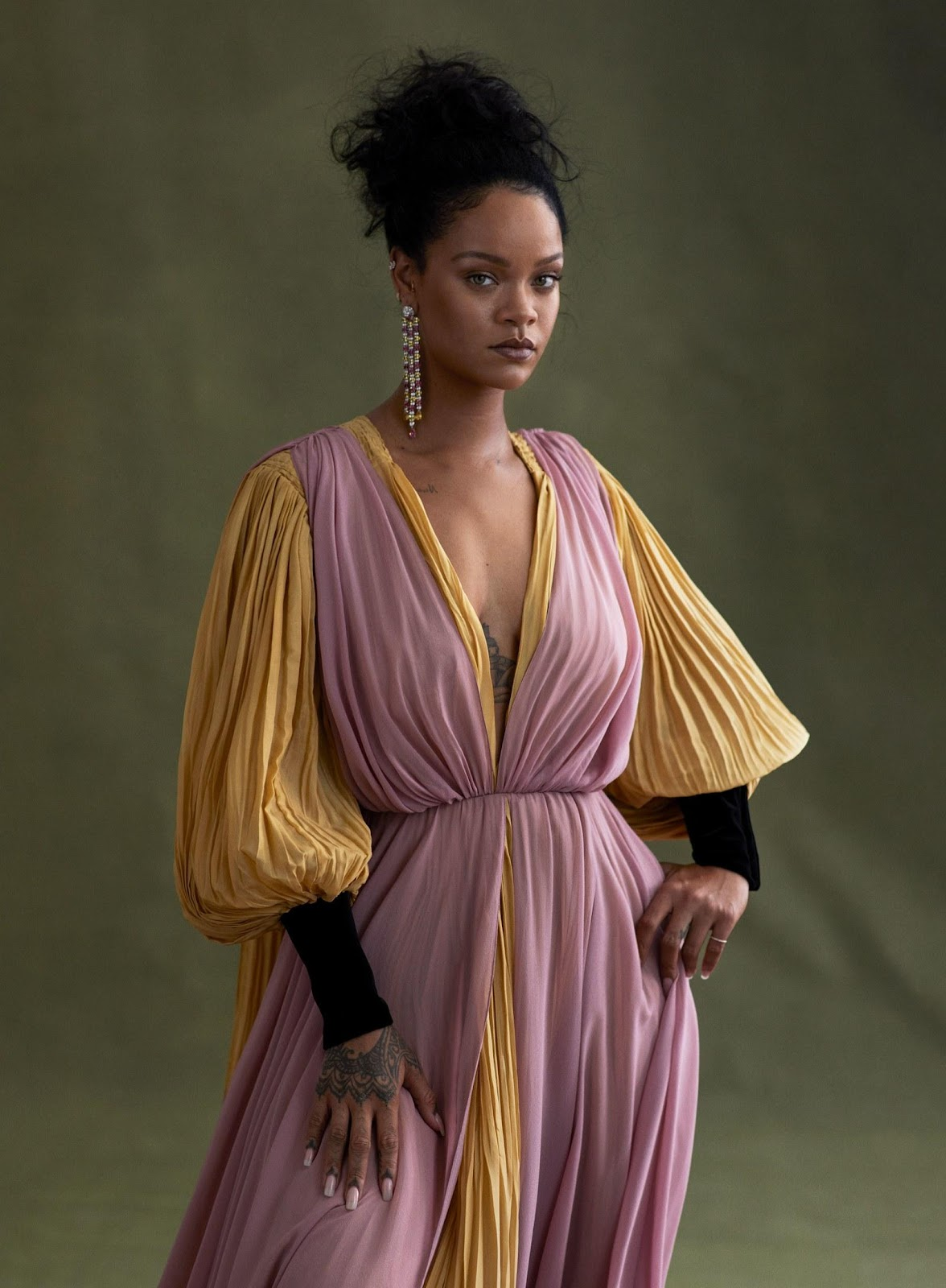 Future Perfect   Rihannas decision to be Fentys muse says Diors Maria Grazia Chiuri speaks to the increasing need for...