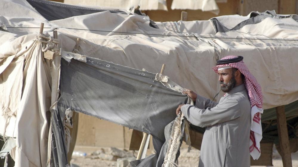 Saudi poverty