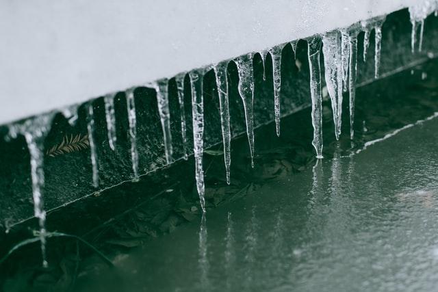 बर्फ का पिघलना