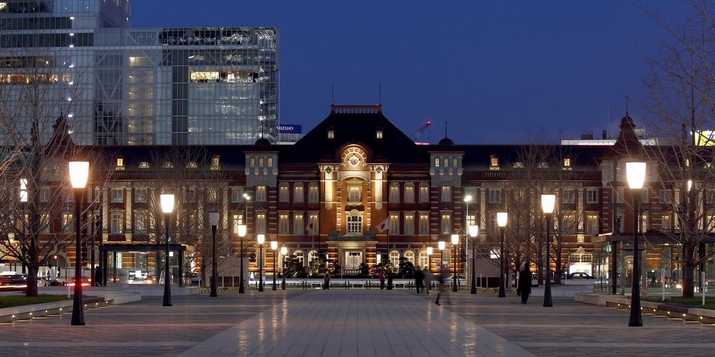 Image result for the tokyo station hotel