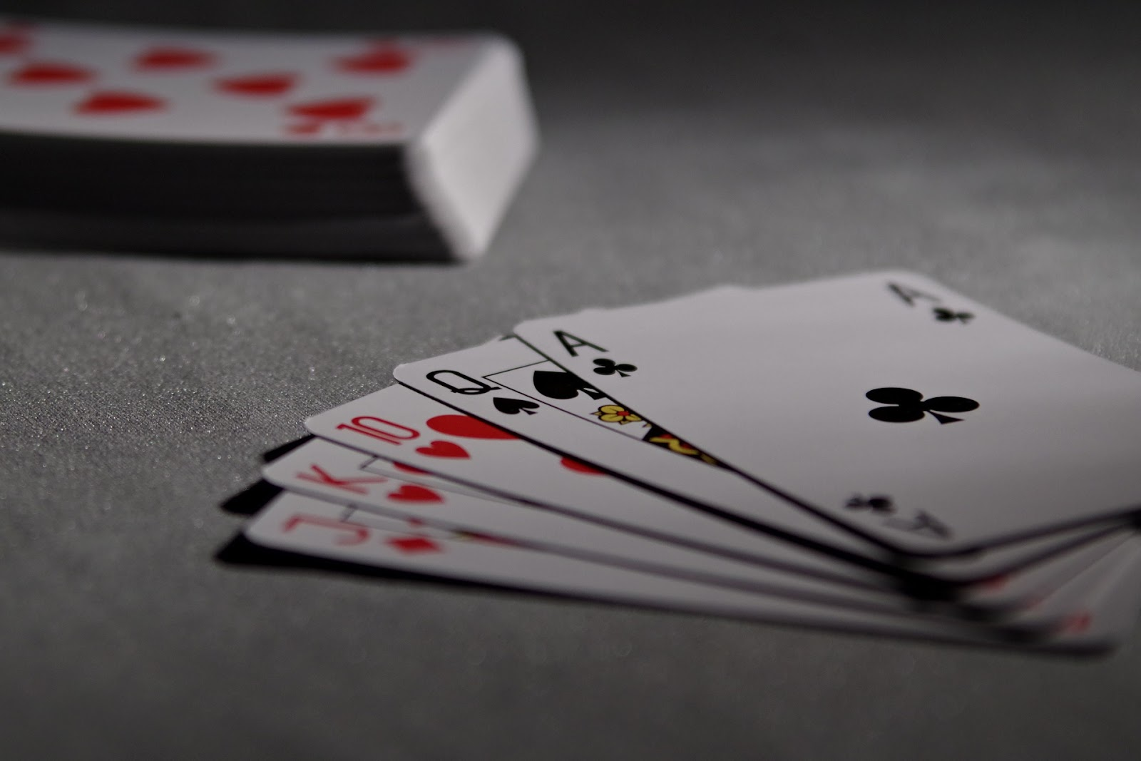 Play online card games from the comfort of your home anytime, anywhere.