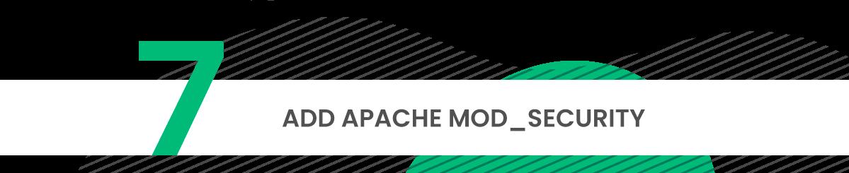 directadmin security tip 7 apache